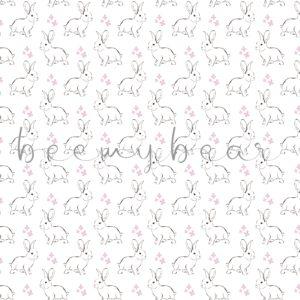 Designpapier Hoppy Easter