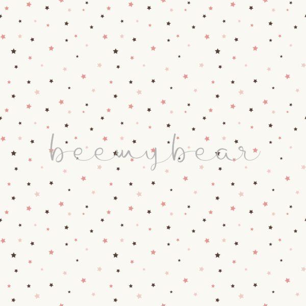 Designpapier Baby Stars