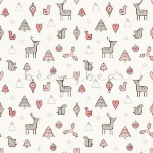Designpapier Oh my deer