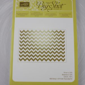 Stampin up Folder Zickzackmuster