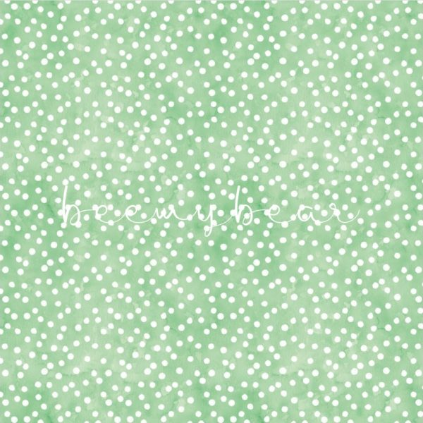 Designpapier Watercolor Confetti green