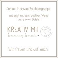 Komm in die Facebook-Gruppe von beemybear